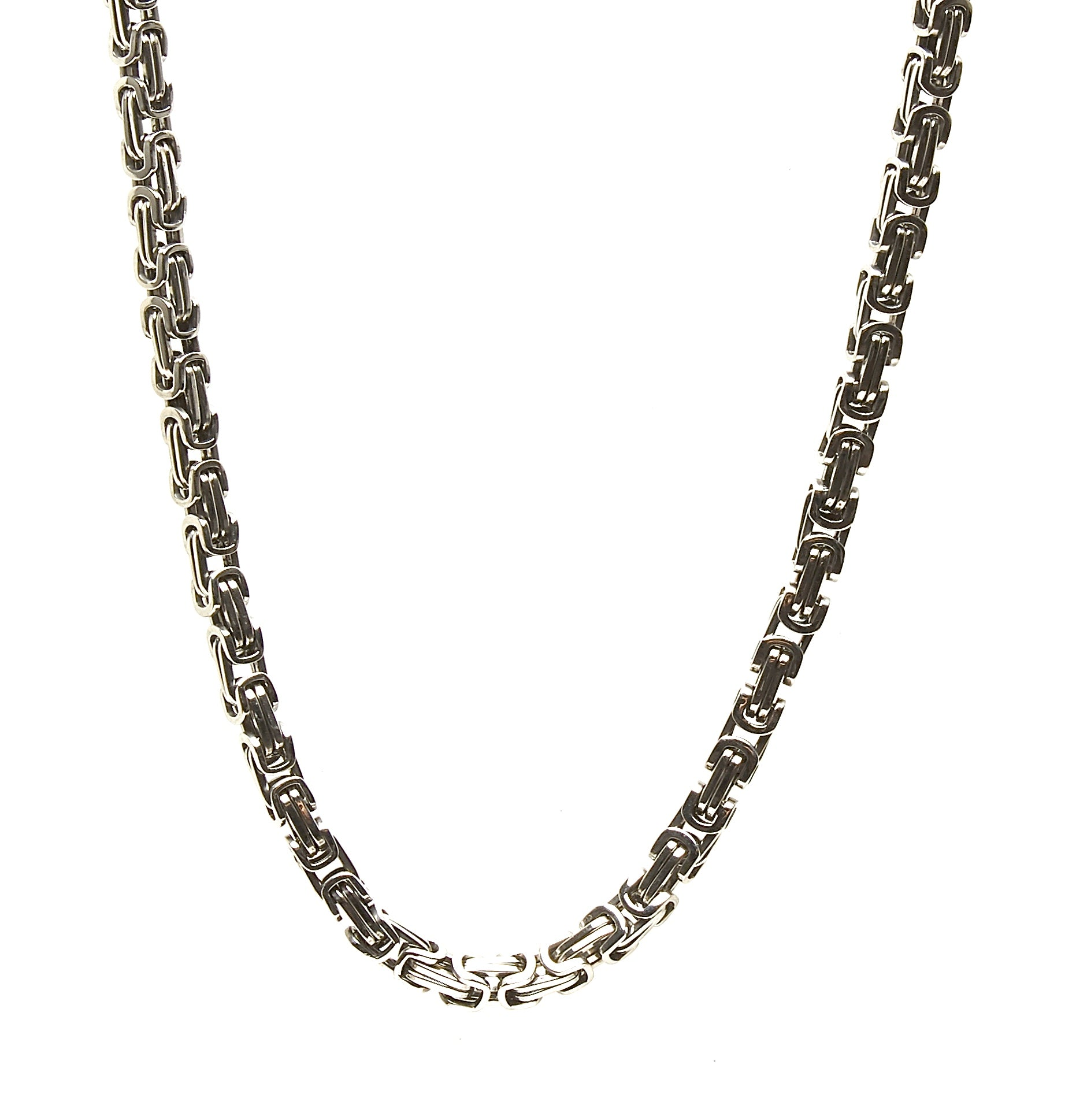 HEAVY STAINLESS STEEL CHAIN BY NYET JEWELRY