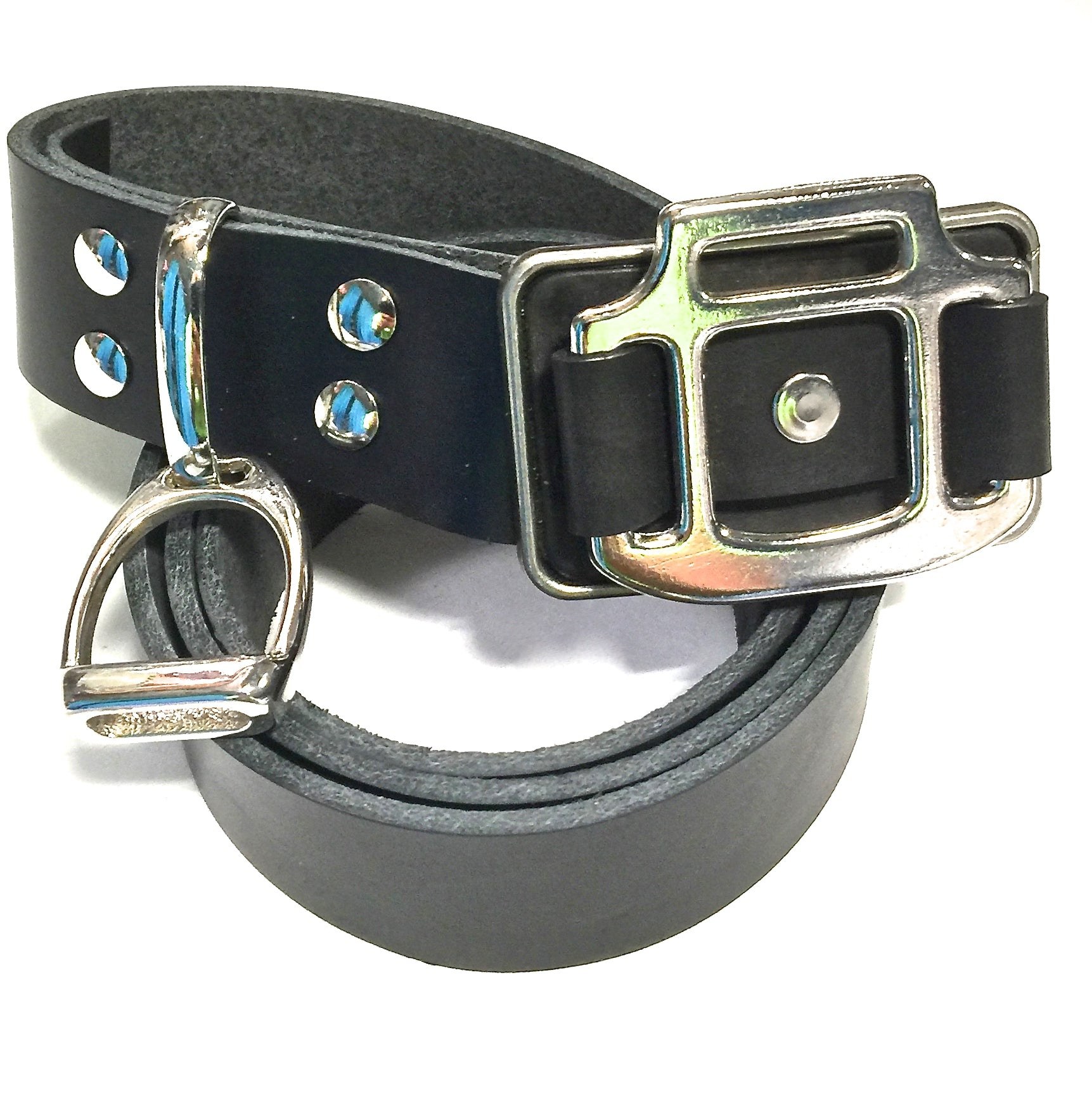 The Equestrian belt by nyet jewelry
