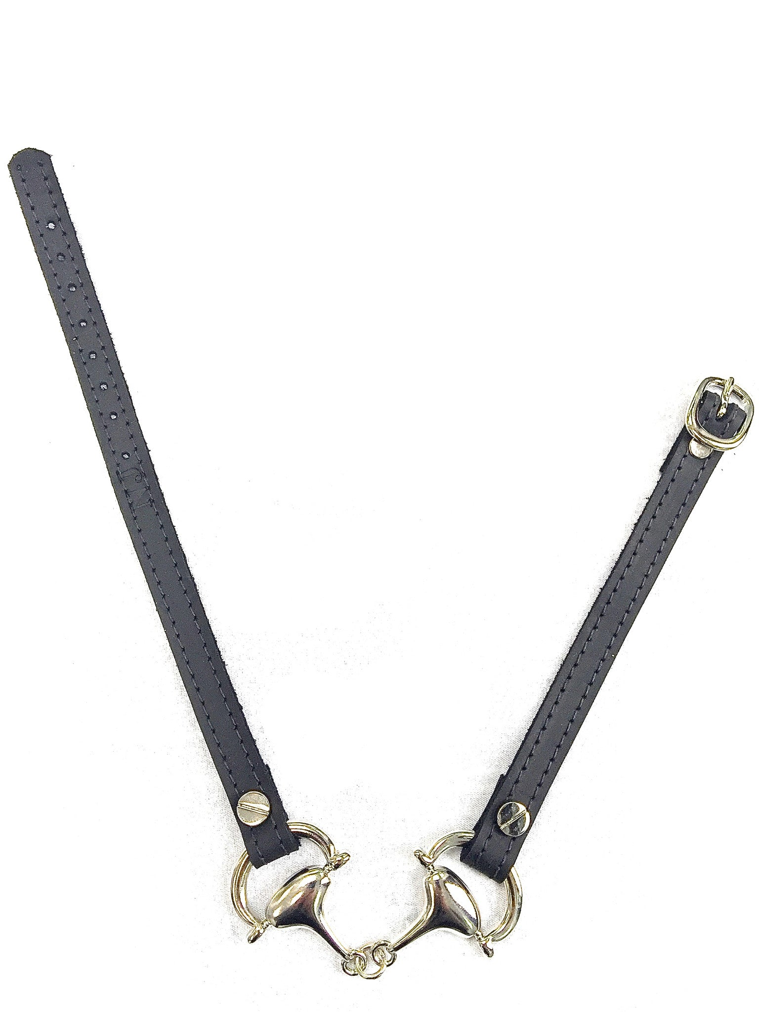 Horse Bit 2.0 Choker necklace Black