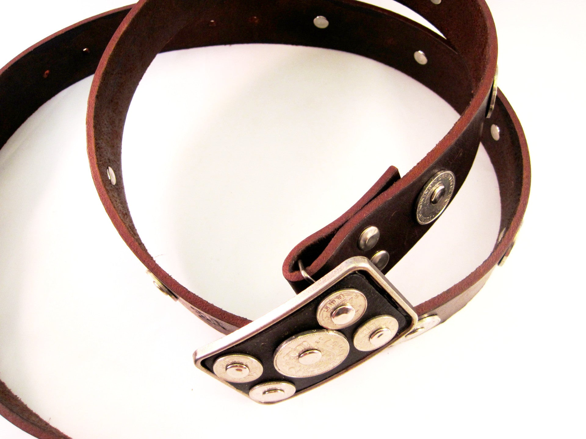 Amsterdammer belt by nyet jewelry