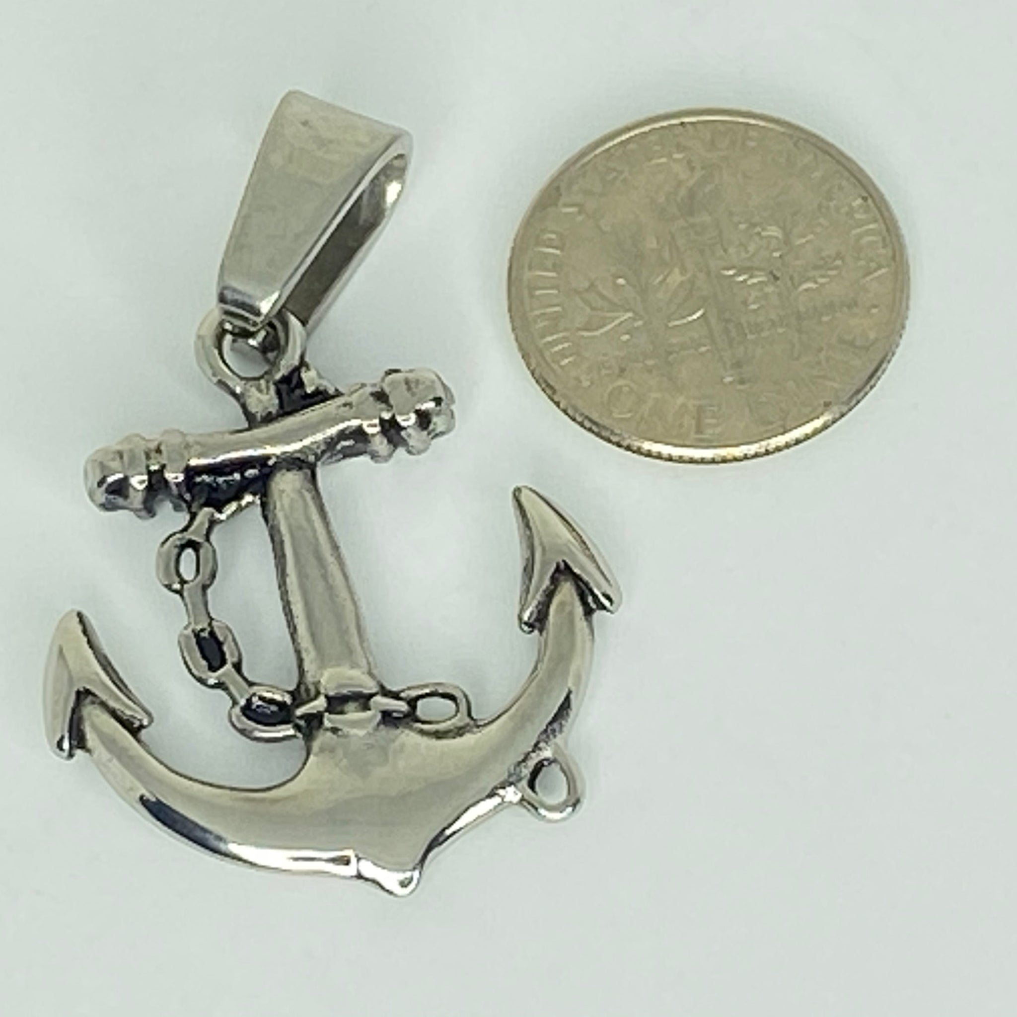 Stainless steel pendent Anchor