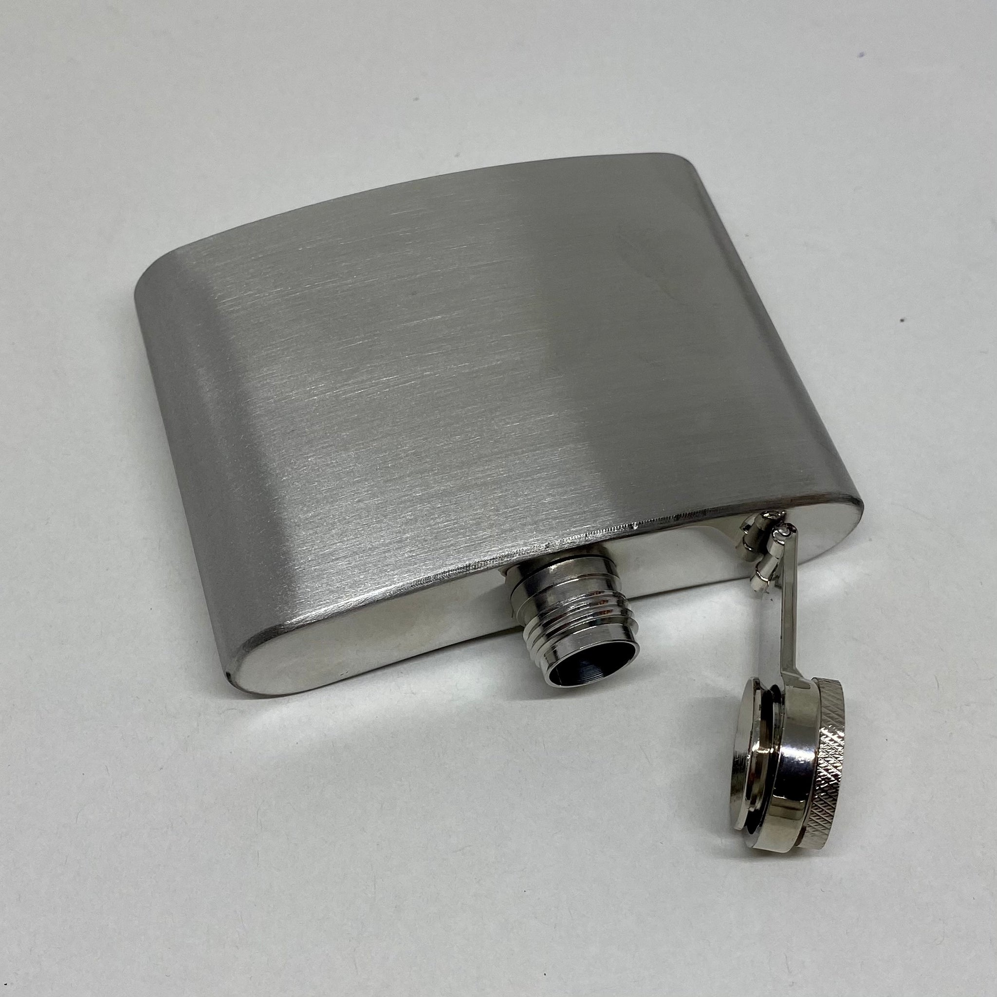 FOOD GRADE STAINLESS STEEL FLASK BRACELET.