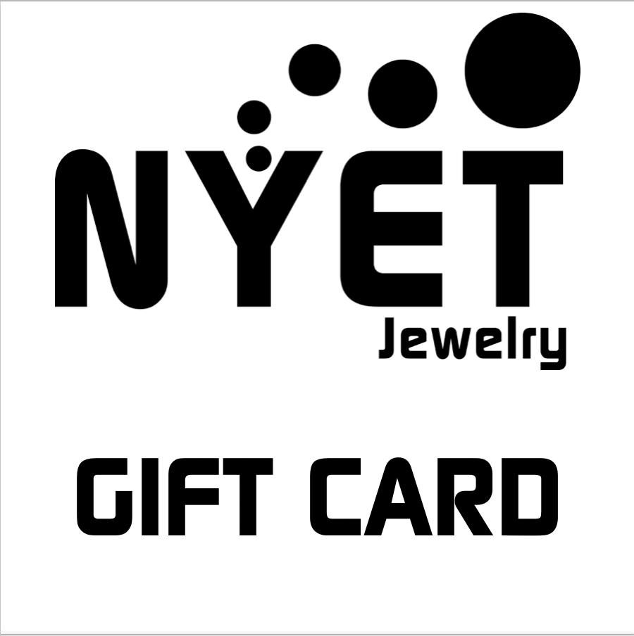 NYET JEWELRY GIFT CARD