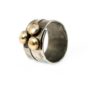 Best Seller Wrap Ring Silver Bronze Adjustable Jewelry Union Studio Metals