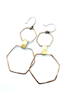 DRIFTER STRAP EARRINGS