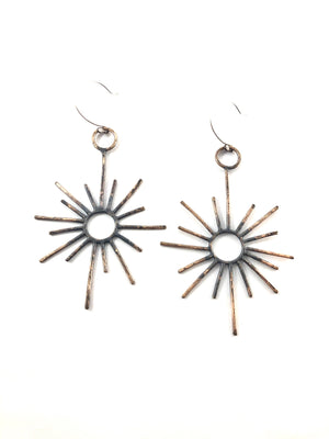 ICON STARBURST EARRINGS