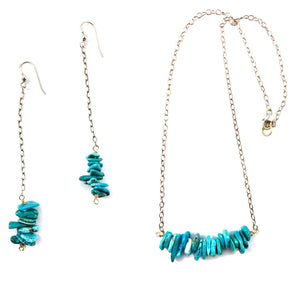 STICKS & STONES TURQUOISE GIFT SET