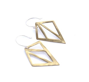 GEM SAIL EARRINGS