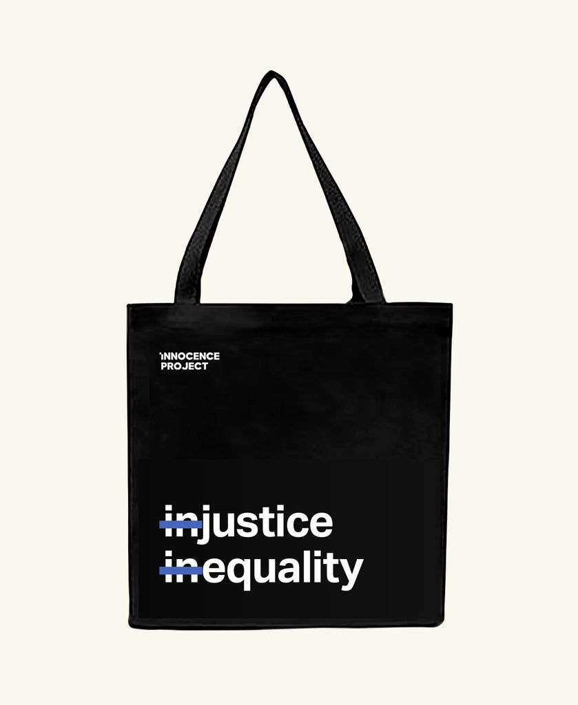 Justice and Equality Tote Bag