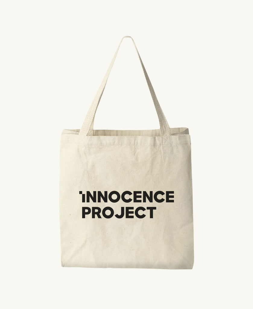 Innocence Project Tote - Natural