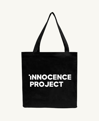 Innocence Project Tote - Black