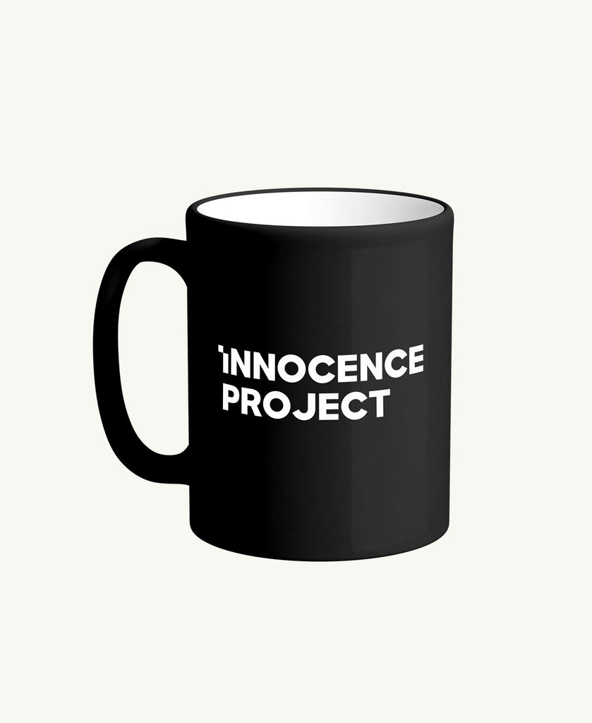 Innocence Project 12oz Mug Black