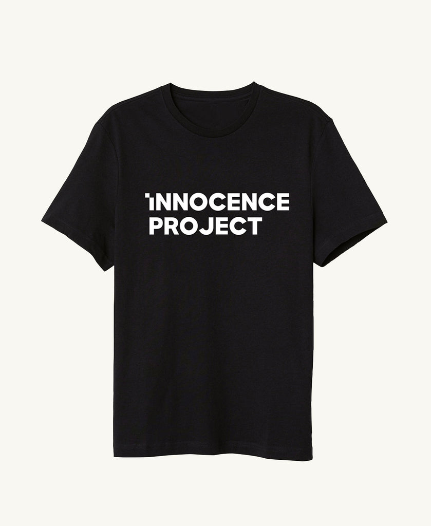 Innocence Project Tee - Black