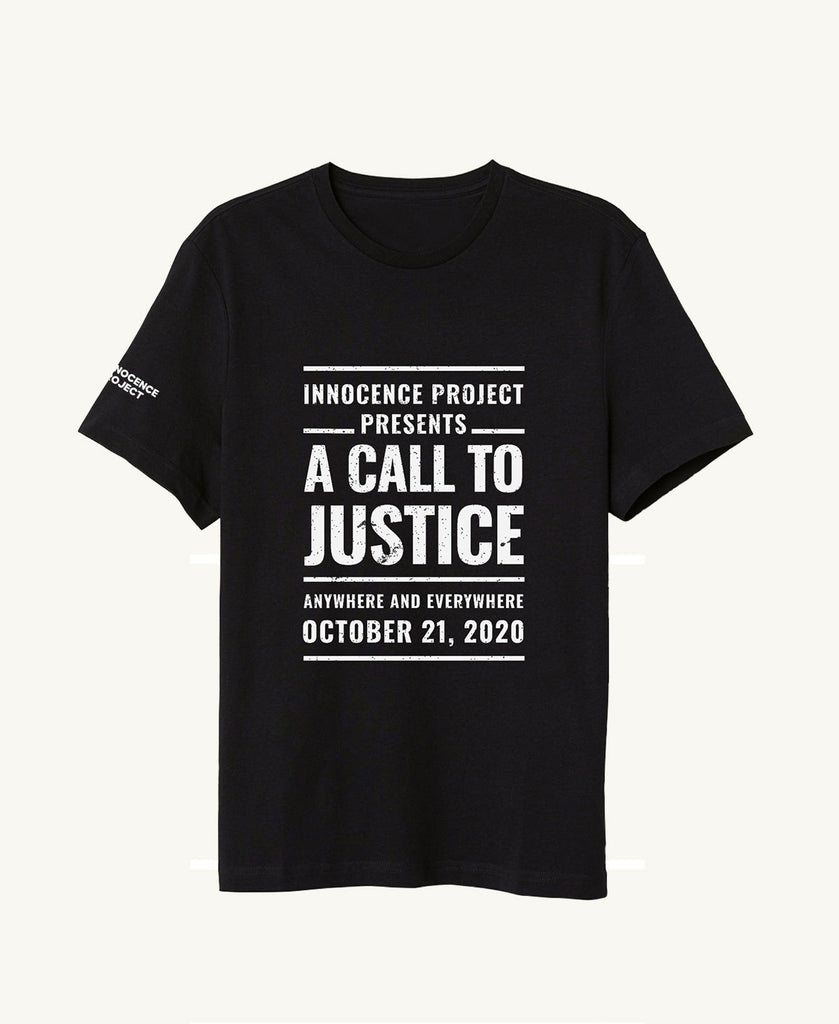 A Call to Justice - Event T-shirt