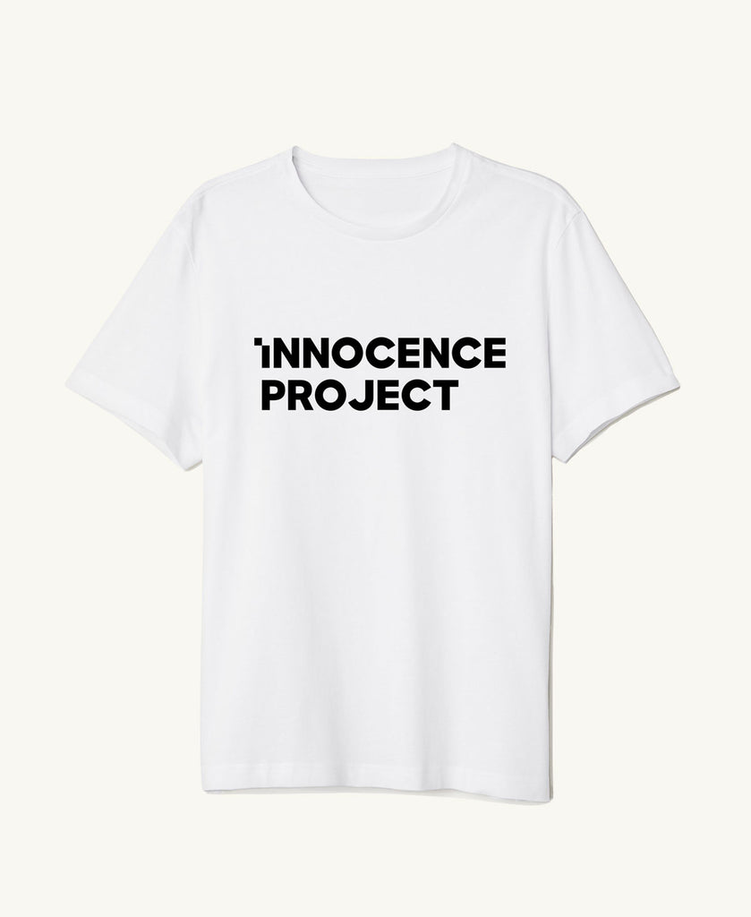 Innocence Project Tee - White