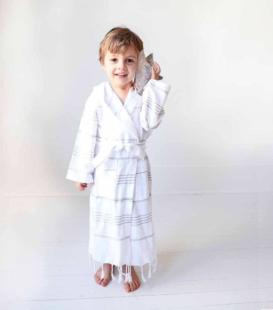 Basic Child's Bathrobe *SOME SIZES SOLD OUT*