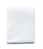 PIPED TERRY BATH TOWEL