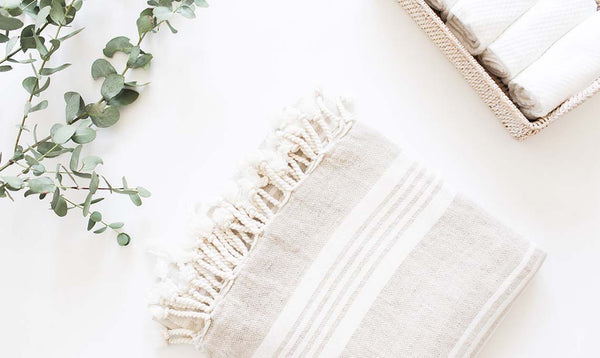 New Linen Towel