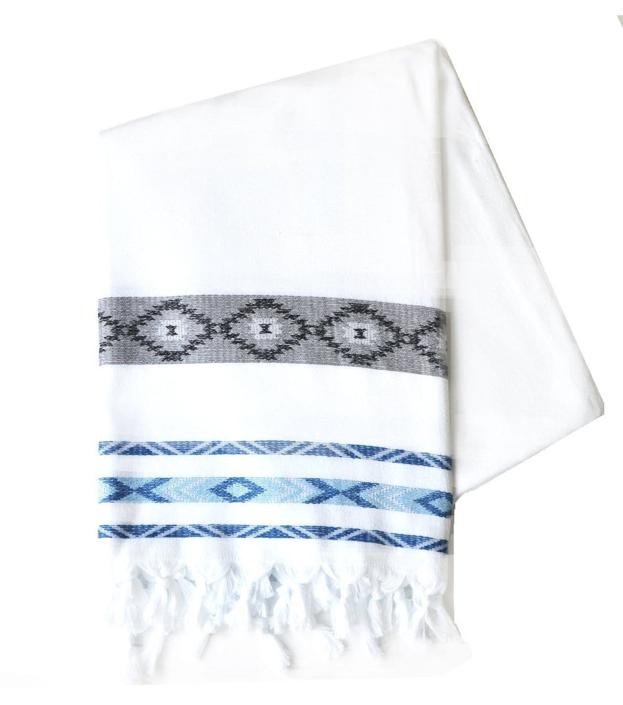 Super Luxe Aztec Towel