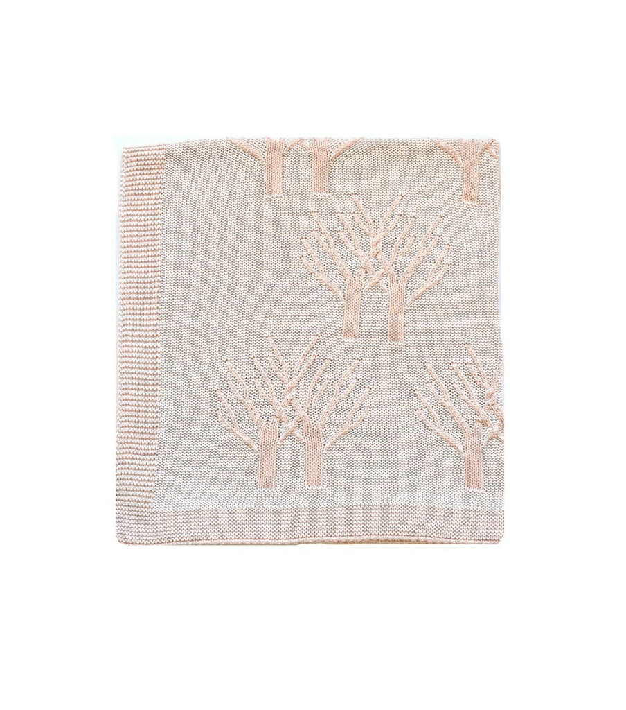 Tree Baby Throw- *Beautiful Baby Gift*
