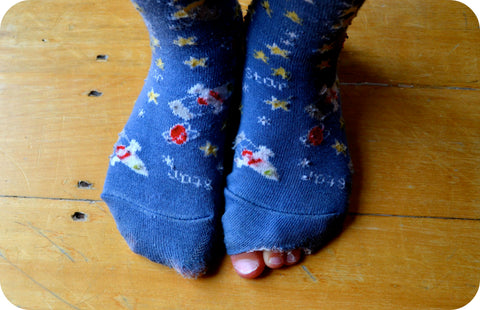 Socks with Holes
