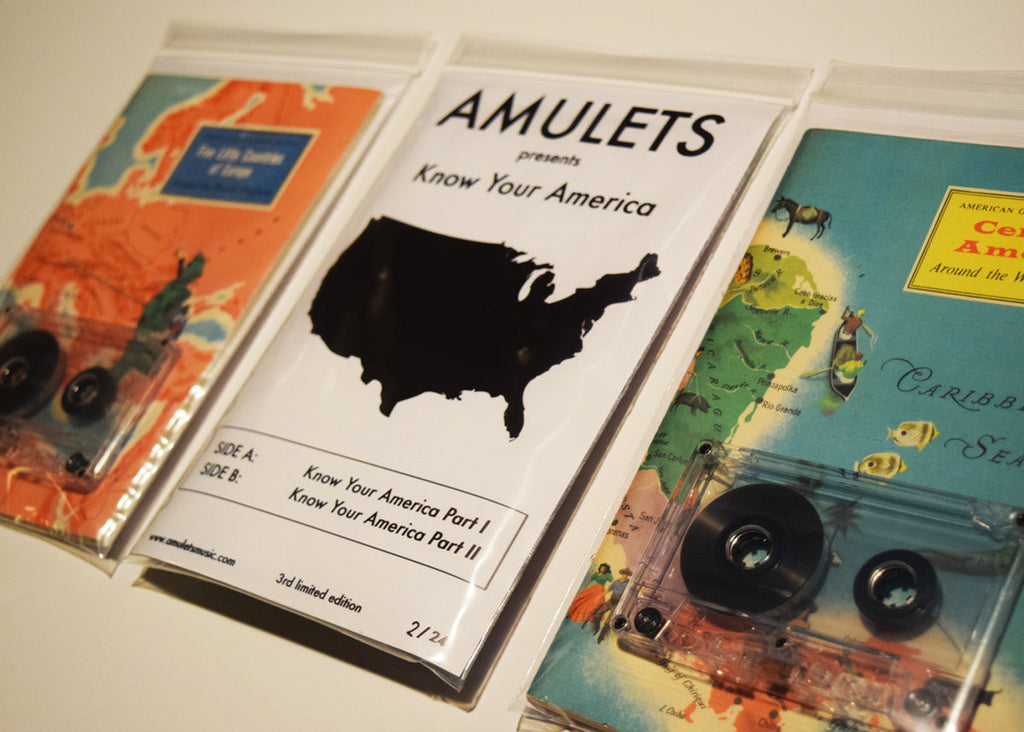 Amulets - Know Your America: 3rd Edition - Cassette