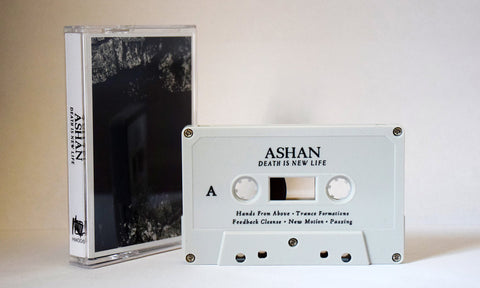 Ashan - Death is New Life - Cassette