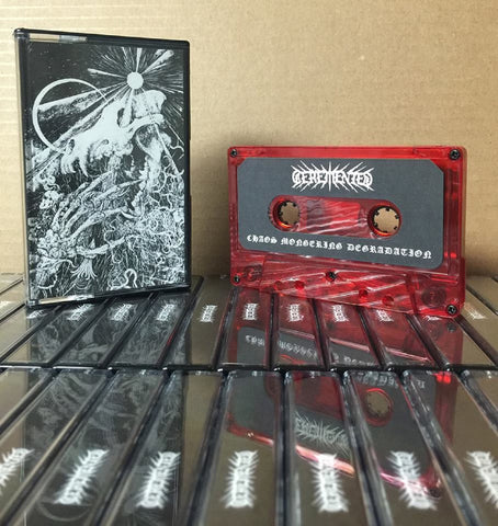 Chaos Mongering Degradation by Ceremented - Cassette