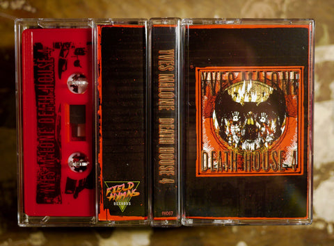 Death House 4 by Yves Malone - Cassette