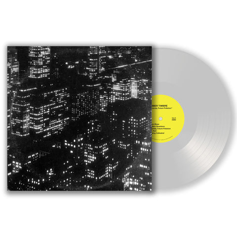 Timber Timbre - Sincerely, Future Pollution - Limited Edition Clear Vinyl LP