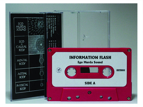 Ego Murda Sound by Information Flash - Cassette