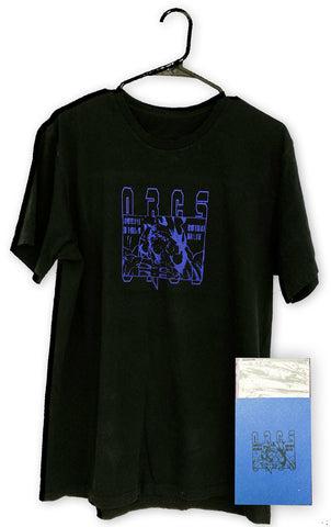 Druid Cloak - O.R.C.S. - T-Shirt / Cassette Bundle