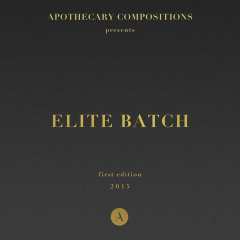 Various Artists - Elite Batch : First Edition - Limited Edition Cassette