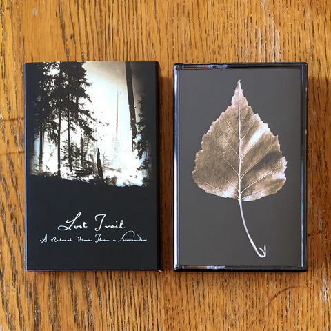 Lost Trail - A Retreat More Than A Surrender - Cassette