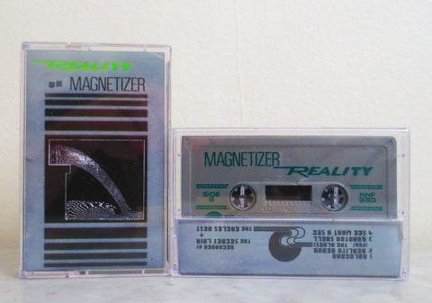 Magnetizer – Reality - Cassette