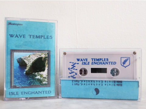 Wave Temples – Isle Enchanted - Cassette