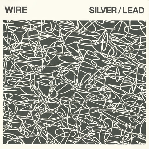 Wire - Silver/Lead - Vinyl LP