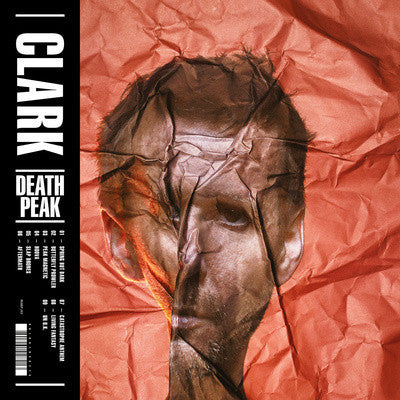 "Clark - Death Peak - 2 x 12"" Vinyl LP"