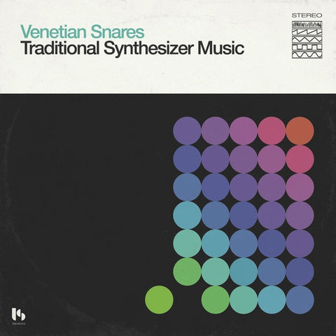 "Venetian Snares - Traditional Synthesizer Music - 2 x 12"" Vinyl LP"