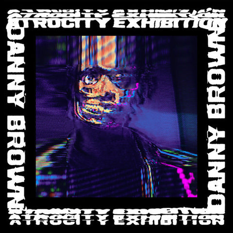 "Danny Brown - Atrocity Exhibition - 2 x 12"" Vinyl LP"