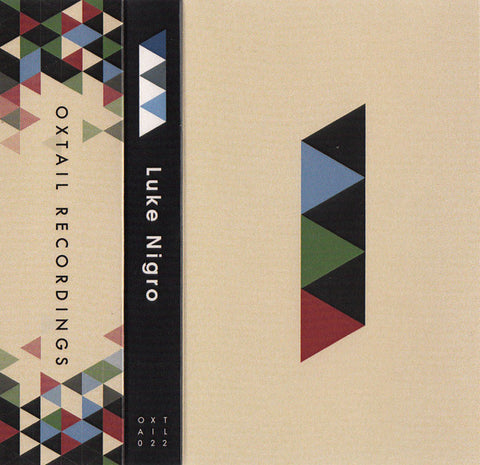Luke Nigro ‎– Circles & Triangles - Cassette