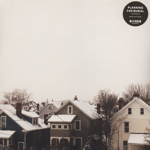 Planning For Burial - Below The House - Vinyl LP