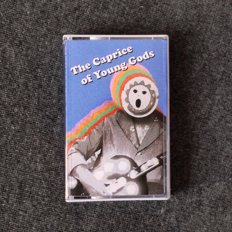 Maharadja Sweets - The Caprice of Young Gods - Cassette