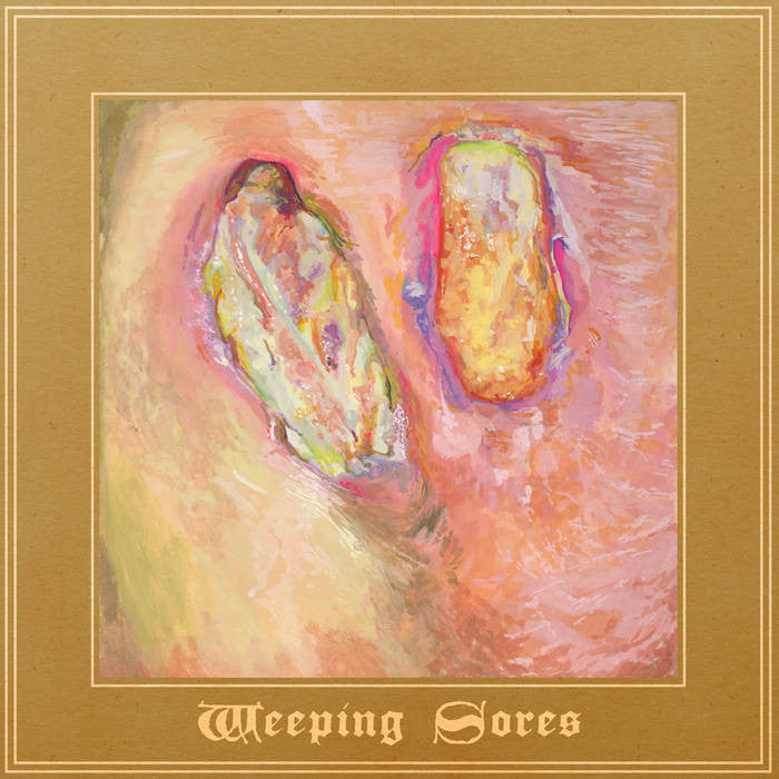 Weeping Sores - Weeping Sores - CD