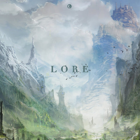Druid Cloak - Lore: Book Three - Compact Disc / Digital + BONUS *PRE-ORDER*