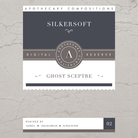 Silkersoft - Ghost Sceptre - Limited Edition Transparent Smoke Cassette / Digital