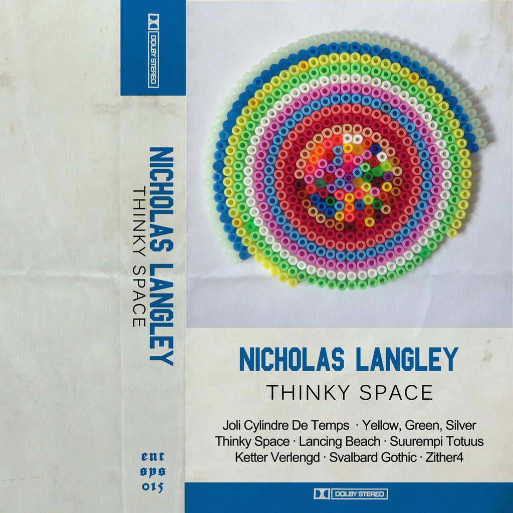 Thinky Space by Nicholas Langley - Cassette