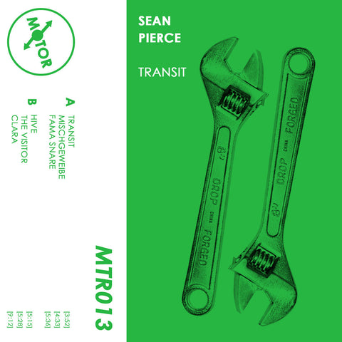Sean Pierce - Transit - Cassette
