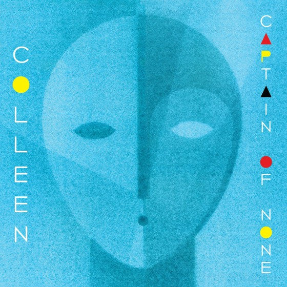 "Colleen - Captain of None - 12"" Vinyl LP"