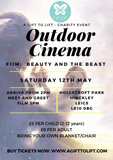 Outdoor Cinema Beauty and The Beast Adult Ticket